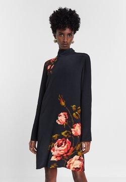 Desigual - DESIGNED BY M. CHRISTIAN LACROIX - Jumper dress - black