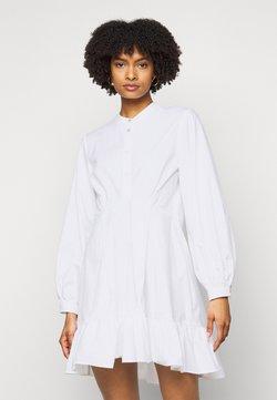 The Kooples - DRESS - Vestido camisero - white