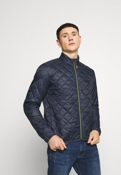 Barbour Beacon - KARL BOX QUILT - Jas - navy