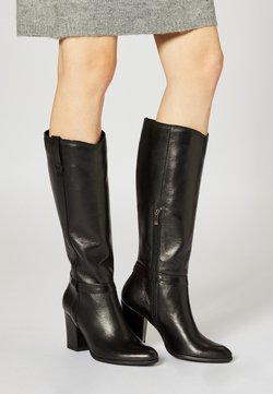 usha - High Heel Stiefel - black