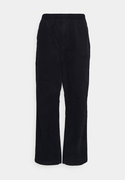 Carhartt WIP - FLINT PANT FORD - Pantaloni - dark navy rinsed