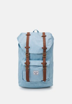 Herschel - LITTLE AMERICA MID VOLUME UNISEX - Tagesrucksack - blue denim