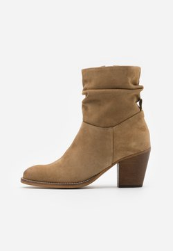 Anna Field - LEATHER  - Stiefelette - beige