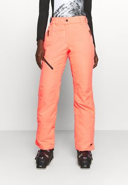 Icepeak - CURLEW - Pantalon de ski - coral/red