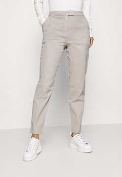 Tommy Hilfiger - TAPERED PANT - Pantalon classique - comet grey