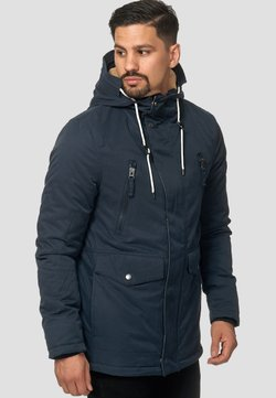 INDICODE JEANS - Parkas - navy