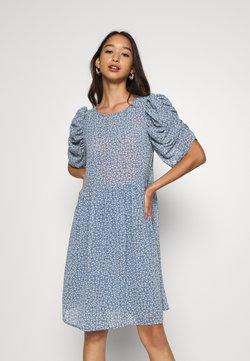 ONLY - ONLZOE DRESS - Day dress - faded denim