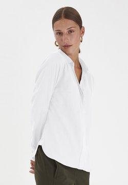 PULZ - PXPENNY   - Koszula - bright white