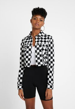Urban Classics - Veste en jean - black