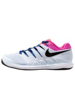 Nike Performance - AIR ZOOM VAPOR X - Kengät kaikille alustoille - half blue/black/white/laser fuchsia/bright crimson/indigo force