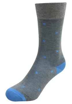 FALKE - DOT  - Socken - steel melange