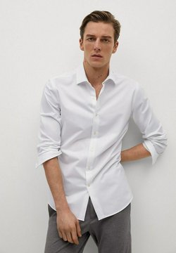 Mango - LARRY - Camicia elegante - weiß