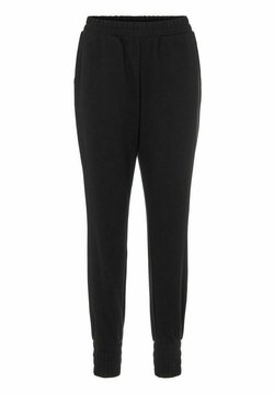 Object - Jogginghose - black