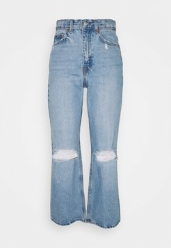 Dr.Denim Petite - ECHO - Jeansy Relaxed Fit - blue jay