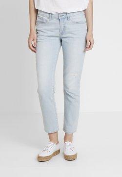 GAP - GIRLFRIEND HARBOR - Relaxed fit jeans - light destroy