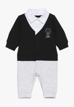 KARL LAGERFELD - OVERALL - Combinaison - gris noir