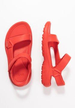Teva - Pool slides - firey red