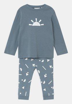 Sanetta - UNISEX - Pijama - faded blue