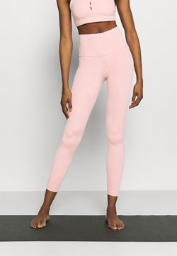 Nike Performance - THE YOGA 7/8 - Tights - pink glaze/rust pink