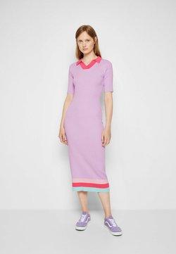 Olivia Rubin - GIA - Strikket kjole - colourblock