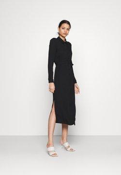 Vero Moda - VMNIVA DRESS - Maxi-jurk - black