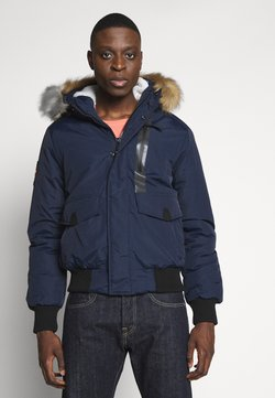 Superdry - EVEREST  - Winter jacket - navy