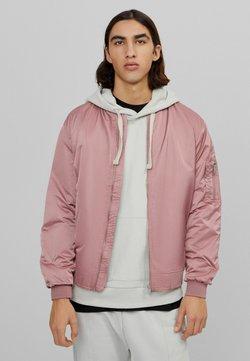Bershka - Blouson Bomber - pink