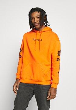 YOURTURN - UNISEX - Hoodie - orange