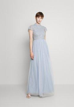 Lace & Beads - MILLIE MAXI - Vestido de fiesta - teal