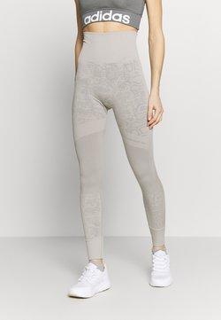 adidas by Stella McCartney - Trikoot - light brown/ice grey