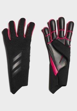 adidas Performance - PREDATOR 20 PRO - Torwarthandschuh - black