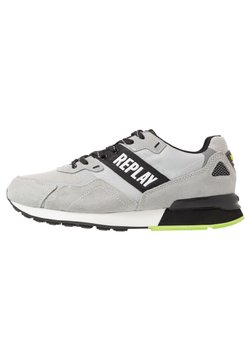 Replay - BOWLAND - Sneaker low - grey/black