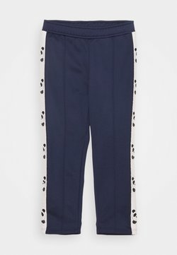 Mini Rodini - BABY PANDA TROUSERS UNISEX - Trainingsbroek - navy