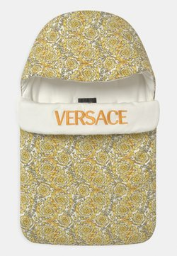 Versace - OUTDOOR NEST BAROQUE PRINT UNISEX - Gigoteuse - white/gold