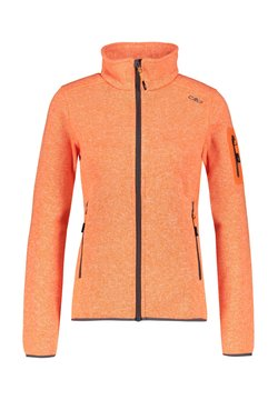 CMP - WOMAN JACKET - Fleecejacke - orange