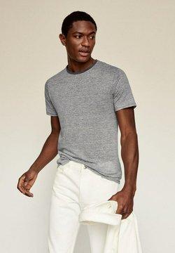 Mango - T-Shirt print - mediumgrijs