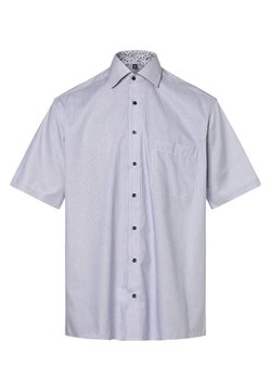 Eterna - Hemd - marine weiß