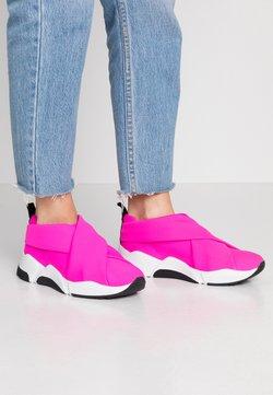 Billi Bi - Slip-ons - neon pink