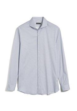 van Laack - Hemd - weiß blau