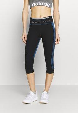 adidas by Stella McCartney - RUN  - Urheilucaprit - black/blue