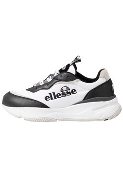 Ellesse - MASSELLO - Sneakers laag - white/black/grey