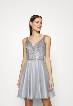 Swing - Cocktailkleid/festliches Kleid - silver gray