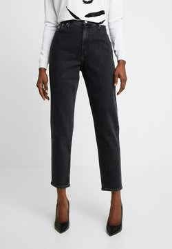 Calvin Klein Jeans - MOM - Jeans relaxed fit - black