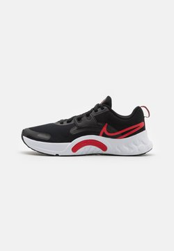 Nike Performance - RENEW RETALIATION 3 - Kuntoilukengät - black/university red/white