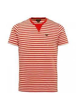PME Legend - T-Shirt print - valiant poppy
