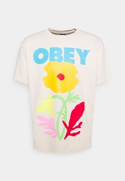 Obey Clothing - NO FUTURE FOR APATHY - Printtipaita - sago