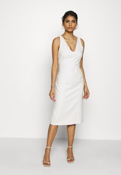 IVY & OAK - BODYCON DRESS - Sukienka etui - vanilla