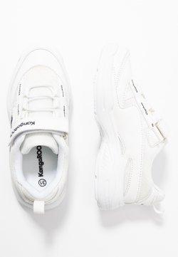KangaROOS - CHUNKY - Sneakers laag - white