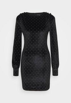 Guess - RANIA DRESS - Korte jurk - jet black