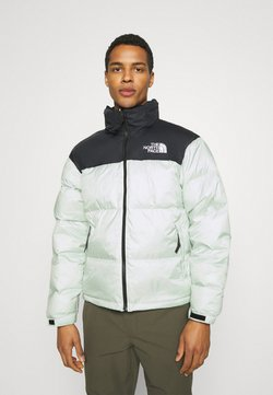 The North Face - 1996 RETRO NUPTSE JACKET UNISEX - Chaqueta de plumas - green mist